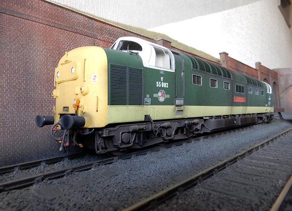 O Gauge Heljan class 55002 KOLYI