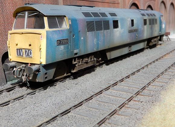 D1020 WESTERN HERO Heljan 7mm loco