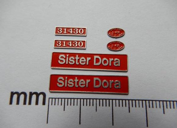 31430 Sister Dora