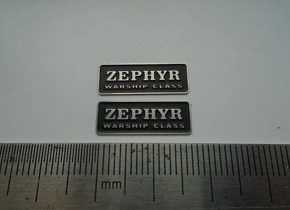 D868 Zephyr