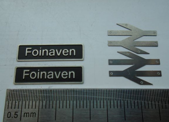 60079 Foinaven with double arrows