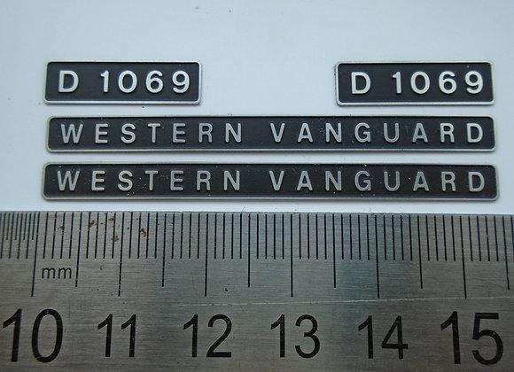 D1069 WESTERN VANGUARD