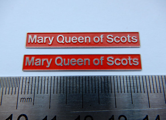 37401 Mary Queen of Scots