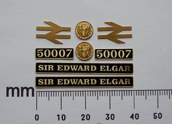 50007 Sir Edward Elgar