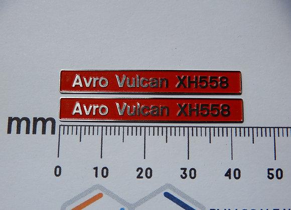 37424 Avro Vulcan XH558