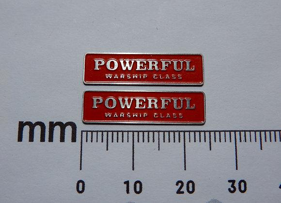 D836 Powerful