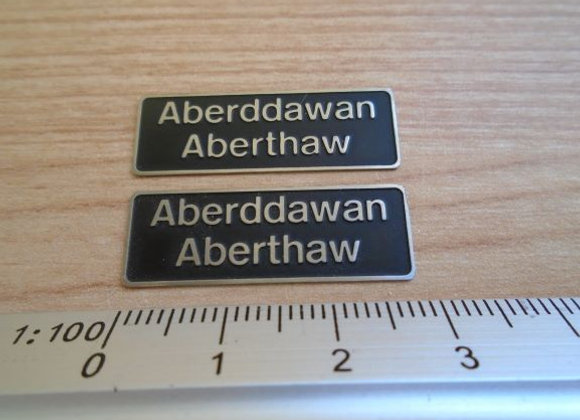 60037 Aberddawan Aberthaw