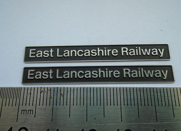 37418 East Lancashire Railway