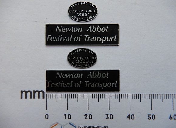 47848 Newton Abbot Festival of Transport 2000