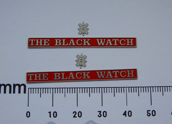 55013 THE BLACK WATCH