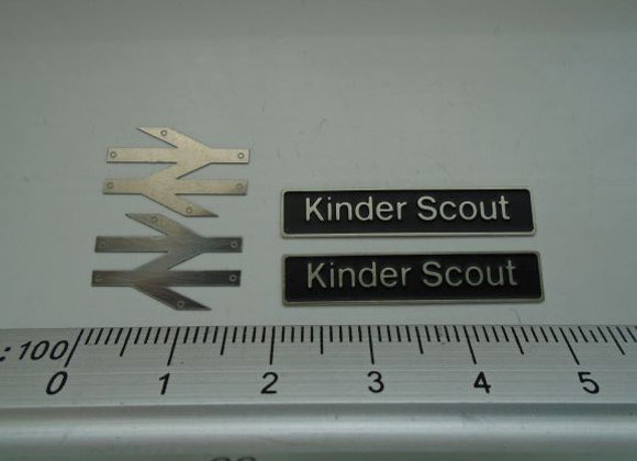 60080 Kinder Scout with double arrows