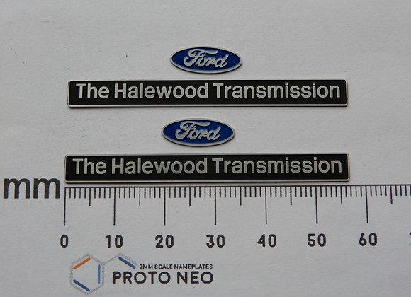 47309 The Halewood Transmission