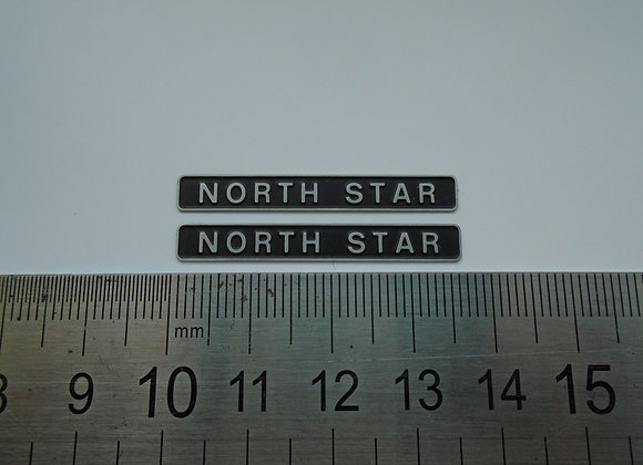 D1661 NORTH STAR
