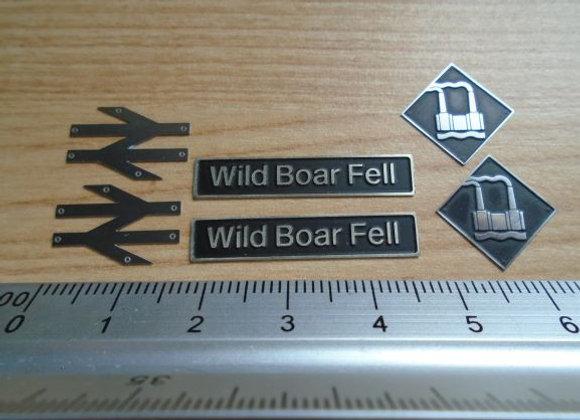 60019 Wild Boar Fell (Stewarts Lane Set)