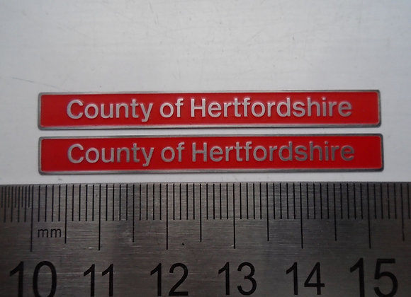 47711 County of Hertfordshire