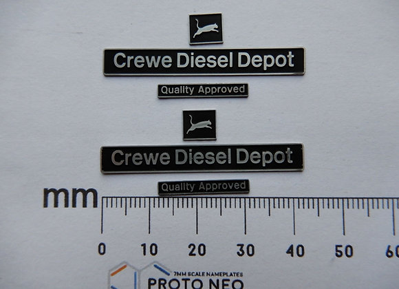 47489 Crewe Diesel Depot