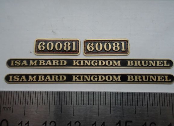 60081 I.K.B (GWR EWS version)