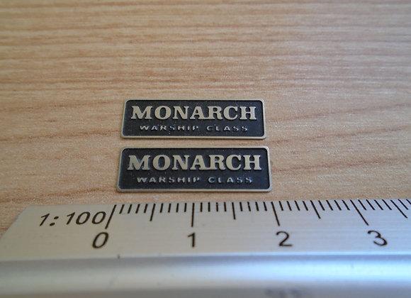 D831 Monarch