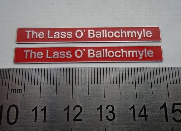 47635 (EWS) The Lass O' Ballochmyle