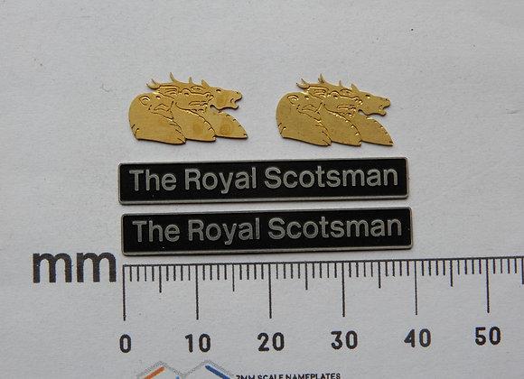 37401 The Royal Scotsman