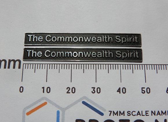 47555 The Commonwealth Spirit