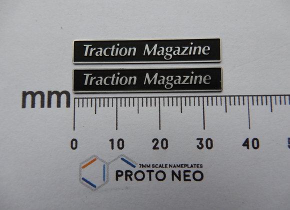 47851 Traction Magazine