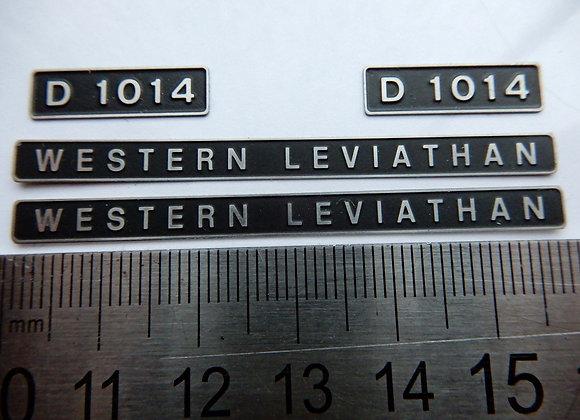 D1014 WESTERN LEVIATHAN