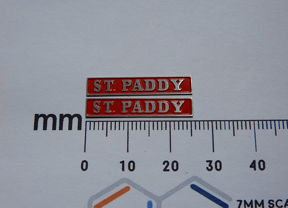 55001 ST. PADDY