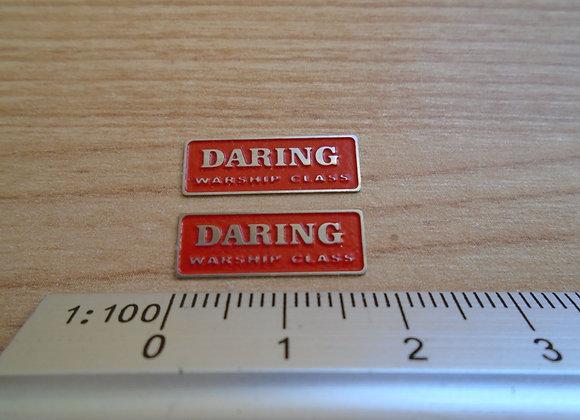 D811 Daring