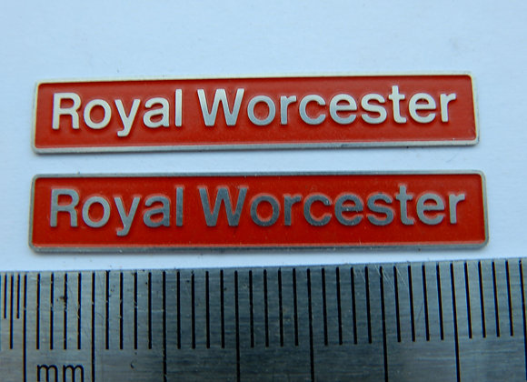 47607 Royal Worcester