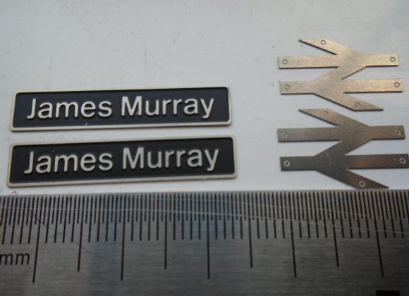 60063 James Murray with double arrows