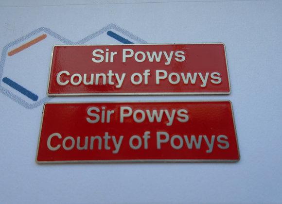 37431 Sir Powys County of Powys
