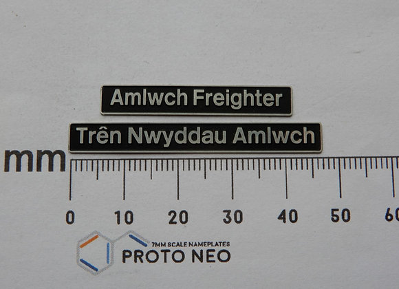 47330 Amlwch Freighter/ Tren Nwyddau Amlwch