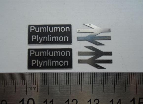60010 Pumlumon Plynlimon with double arrows