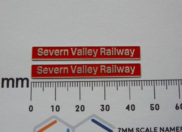 31413 Severn Valley Railway