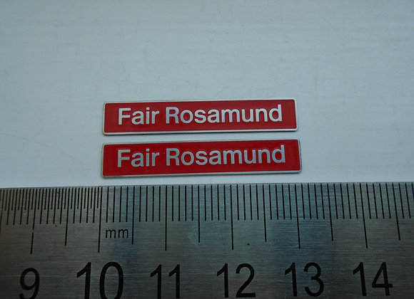 47618 Fair Rosamund