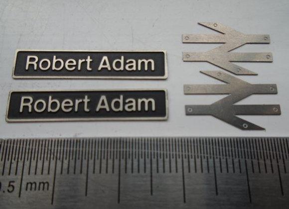 60007 Robert Adam with double arrows