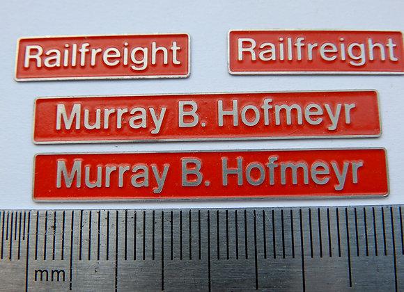 20137 Murray B. Hofmeyr