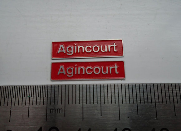 50013 Agincourt