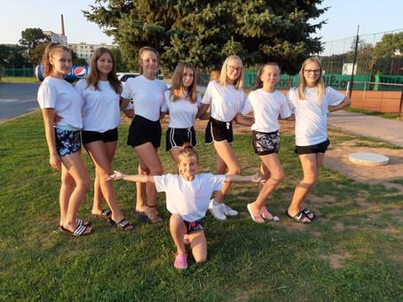 Juniorský fitness klub pořádá v červenci letní příměstský sportovní kemp!