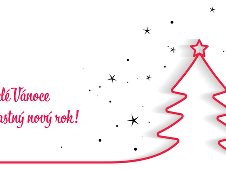 Přejeme Vám veselé Vánoce a šťastný nový rok!