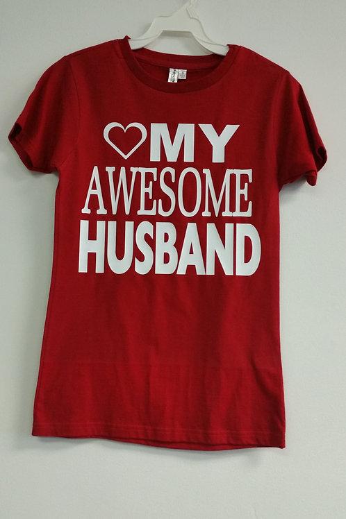 MY AWESOME HUSBAND