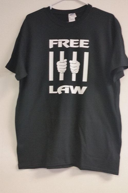 FREE LAW T-SHIRT