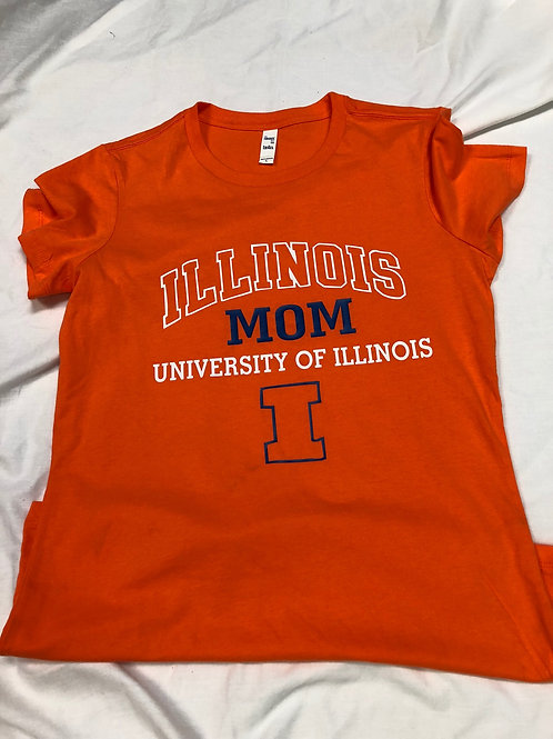 Illinois T Shirt