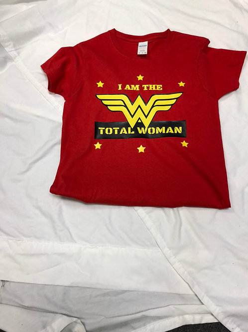 I AM THE TOTAL WOMAN