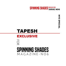 TAPESH x SPINNING SHADES SOUND [soundcloud]