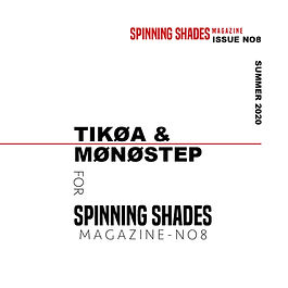 TOKO & MONOSTEP x SPINNING SHADES SOUND [soundcloud]