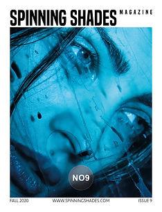 SPINNING SHADES MAGAZINE NO9 COVER BY GIULIANA PLAMADEALA