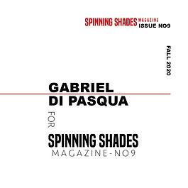 GABRIEL DI PASQUA x SPINNING SHADES SOUND [soundcloud]