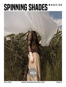 SPINNING SHADES Magazine -ISSUE NO5 [ COVER BYLILIA SMAKOVSKAYA ]